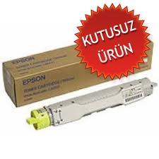 EPSON - Epson C4100 S050148 Sarı Orjinal Toner - (Kutusuz Ürün)