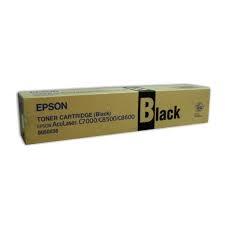 EPSON - EPSON C8500 / C8600 S050038 SİYAH RENKLİ ORJİNAL TONER