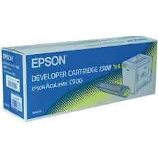 EPSON - EPSON C900 S050155 SARI ORJİNAL TONER