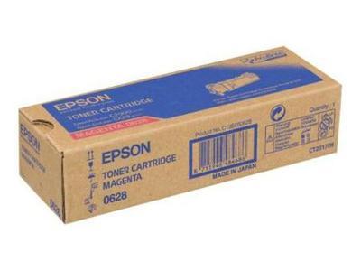 EPSON - Epson CX29, C2900 S050628 Kırmızı Orjinal Toner 2,500 Sayfa