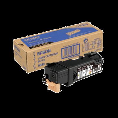 EPSON - Epson CX29, C2900 S050630 Siyah Orjinal Toner