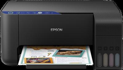 EPSON - Epson EcoTank L3151 Tanklı Yazıcı + Fotokopi + Tarayıcı + Wi-Fi Direct