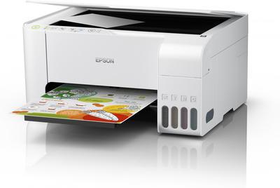 EPSON - Epson EcoTank L3156 Renkli Tanklı Yazıcı, Tarayıcı, Fotokopi, Wi-Fi Özellikli