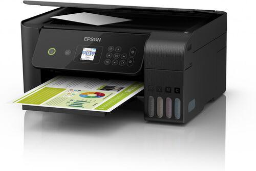 EPSON EcoTank L3160 Tanklı Yazıcı + Fotokopi + Tarayıcı + WiFi