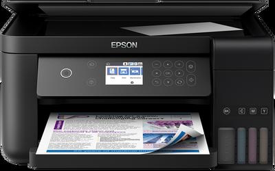 EPSON - Epson EcoTank L6160 Fotokopi + Tarayıcı + Wi-Fi Mürekkep Tanklı Yazıcı (C13CG21402)