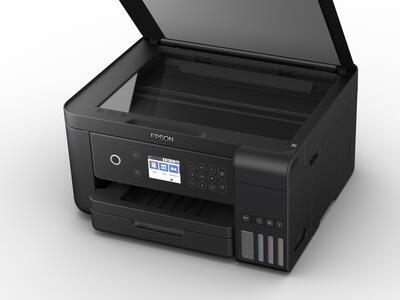 Epson EcoTank L6160 Fotokopi + Tarayıcı + Wi-Fi Mürekkep Tanklı Yazıcı (C13CG21402) - Thumbnail