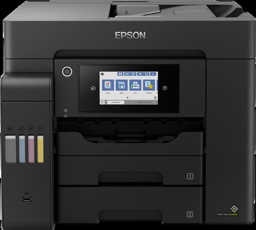 Epson EcoTank L6550 Wi-Fi + Fotokopi + Tarayıcı + Faks Renkli Çok Fonksiyonlu Mürekkep Tanklı Yazıcı