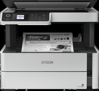 EPSON - Epson EcoTank M2170 Yazıcı, Fotokopi, Tarayıcı, Wi-Fi, Tanklı Yazıcı (C11CH43402)