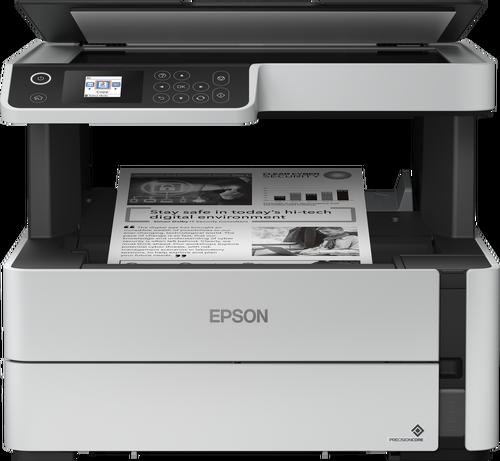 Epson EcoTank M2170 Yazıcı, Fotokopi, Tarayıcı, Wi-Fi, Tanklı Yazıcı (C11CH43402)