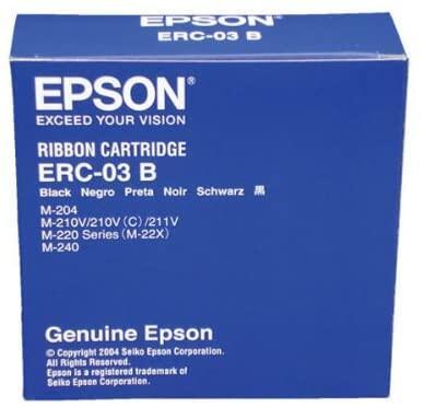 EPSON - Epson ERC-03 Orjinal Yazıcı Şeridi - 220 / 240