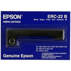 EPSON - EPSON ERC-22 ORJİNAL ŞERİT YAZARKASA POŞ ŞERİDİ