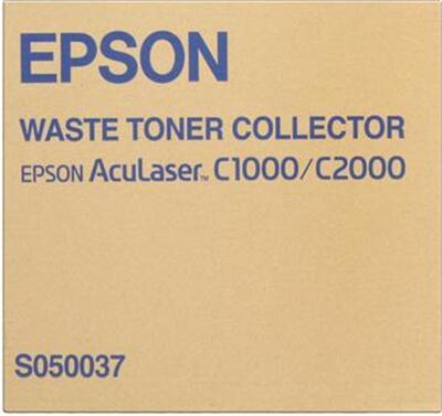 EPSON - Epson S050037 Orjinal Atık Toner Kutusu - C2000