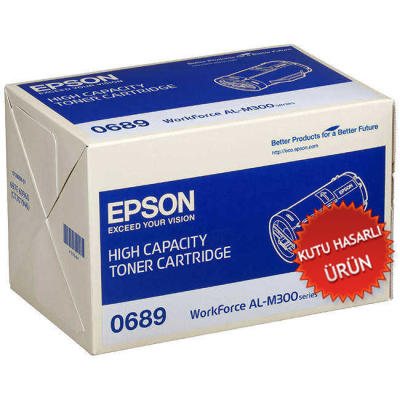 EPSON - EPSON S050689 AL-M300 ORJİNAL TONER (C)