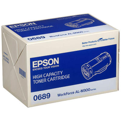 EPSON - EPSON S050689 AL-M300 / AL-MX300 ORJİNAL TONER 10,000 Sayfa