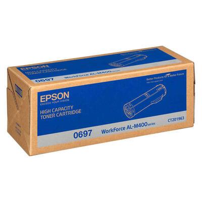 EPSON - Epson S050697 Yüksek Kapasite Orjinal Toner - AL-M400 / AL-M400dn