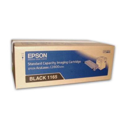 EPSON - Epson C2800 S051165 Siyah Orijinal Toner