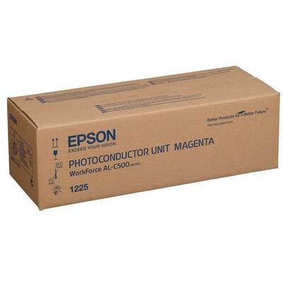 EPSON - Epson C13S051225 Kırmızı Orjinal Photoconductor Ünitesi - AL-C500