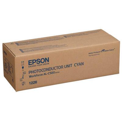 EPSON - Epson C13S051226 Mavi Orjinal Photoconductor Ünitesi - AL-C500