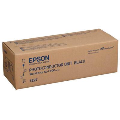 EPSON - Epson C13S051227 Siyah Orjinal Photoconductor Drum Ünitesi - AL-C500D