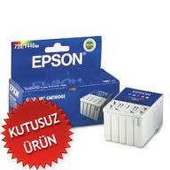EPSON - EPSON T001 C13T00101120 Renkli Orjinal Kartuş - STYLUS 1200 (U)
