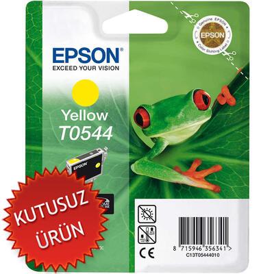 EPSON - Epson T0544 C13T05444020 Sarı Orjinal Kartuş (U)