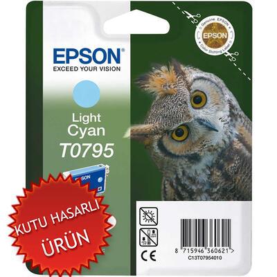 EPSON - Epson T0795 Mavi Orjinal Kartuş (C)