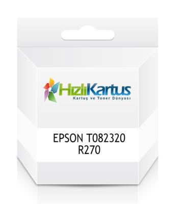 EPSON - Epson T082320 R270 Stylus Photo Kırmızı Muadil Kartuş