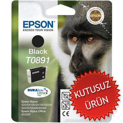 EPSON - Epson T0891 C13T08914020 Siyah Orjinal Kartuş (U)