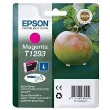 EPSON - EPSON T1293 C13T12934021 ORJİNAL KIRMIZI KARTUŞ