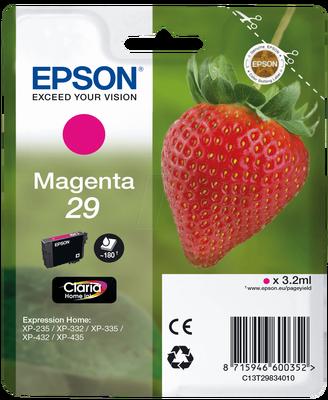 EPSON - Epson T2983 C13T29834022 Kırmızı Orjinal Kartuş - XP-235 / XP-435