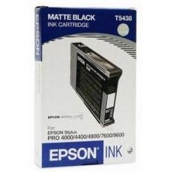 EPSON - EPSON T5438 C13T543800 MAT SİYAH KARTUŞ - PRO 4000/7600/9600
