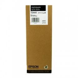 EPSON - EPSON T5441 C13T544100 FOTO SİYAH ORJİNAL KARTUŞ - Pro 4000 / 4400 / 7600 / 9600