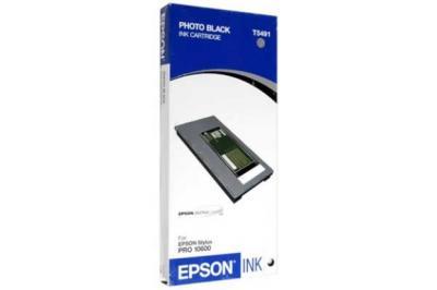 EPSON - Epson T5491 C13T549100 Siyah Orjinal Kartuş - Stylus PRO 10600