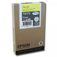 EPSON - EPSON T6174 (C13T617400) SARI ORJİNAL KARTUŞ B-500 / B-510 Yüksek Kapasite