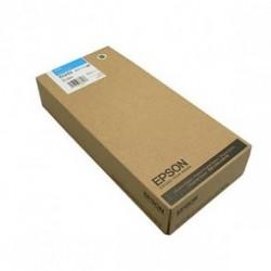 EPSON - Epson T6242 (C13T624200) Mavi Orjinal Kartuş - Stylus Pro GS6000