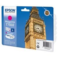 EPSON - EPSON T7033 (C13T70334010) KIRMIZI KARTUŞ - WP-4015DN / WP-4025DW / WP-4525