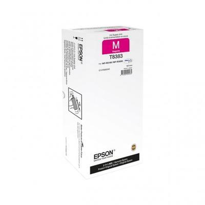 EPSON - Epson T8383 Kırmızı Orjinal Kartuş - WF-R5690DTWF / WF-R5190DTW