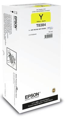 EPSON - Epson T8384 Sarı Orjinal Kartuş - WF-R5690DTWF / WF-R5190DTW
