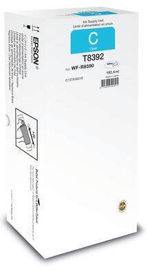 EPSON - Epson T8392 Mavi Orjinal Kartuş - WF-R8590DTWF / WF-R8590D3TWFC