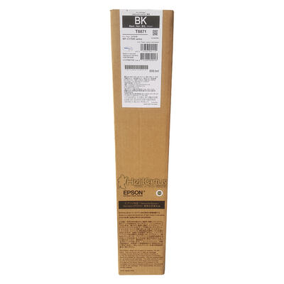 EPSON - Epson T8871 Siyah Orjinal Kartuş - WF-C17590