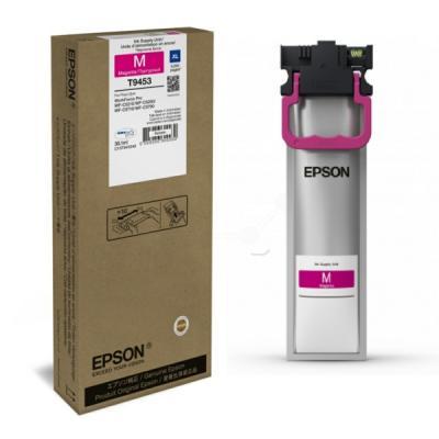 EPSON - Epson T9453 (C13T945340) Kırmızı Orjinal Mürekkep 5.000 Sayfa WF-C5210DW / WF-C5290DW / WF-C5790DWF