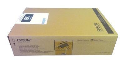 EPSON - EPSON T9721 SİYAH ORJİNAL KARTUŞ Ink Supply Unit Epson WF-R5690