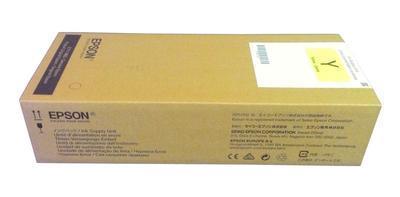 EPSON - EPSON T9724 SARI ORJİNAL KARTUŞ Ink Supply Unit Epson WF-R5690