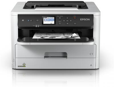 EPSON - Epson Workforce Pro WF-M5298dw Mono Inkjet Yazıcı Wi-Fi (C11CG08401)