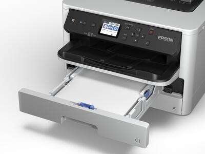 Epson Workforce Pro WF-M5298dw Mono Inkjet Yazıcı Wi-Fi (C11CG08401) - Thumbnail