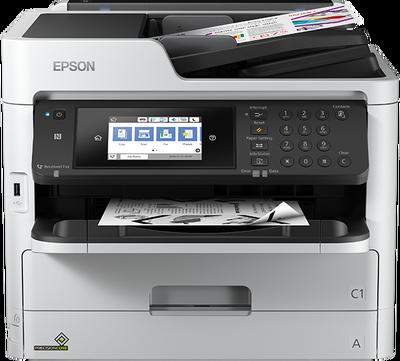EPSON - Epson WorkForce Pro WF-M5799DWF Çok Fonksiyonlu Inkjet Yazıcı, Wi-Fi