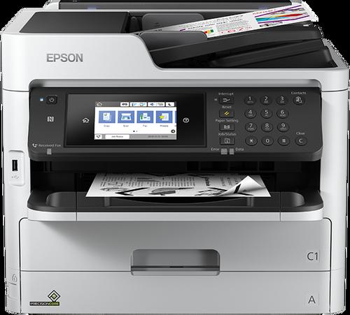 Epson WorkForce Pro WF-M5799DWF Çok Fonksiyonlu Inkjet Yazıcı, Wi-Fi