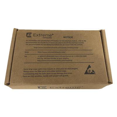 Extreme - Extreme Network MGBIC-LC01 - 1000BASE-SX SFP DOM LC MMF Transceiver Module (Alıcı-Verici Modülü)