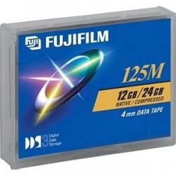 - FUJI DDS-125 4mm 12 / 24 GB DATA KARTUŞU