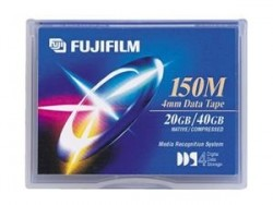 - FUJI DDS-150 4mm 20 / 40 GB DATA KARTUŞU
